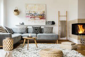 canapé salon pour petite espace